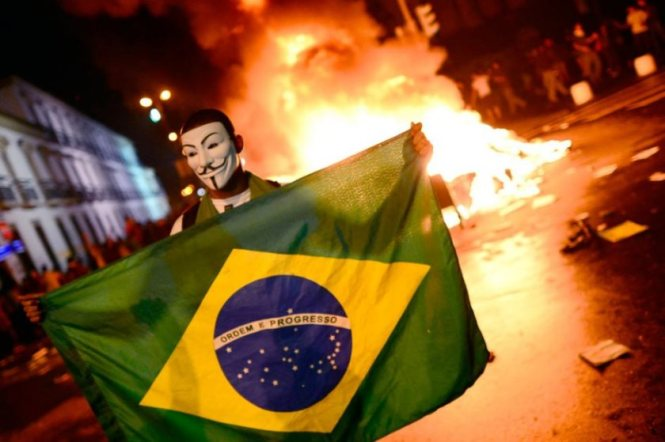 violenza brasile 14