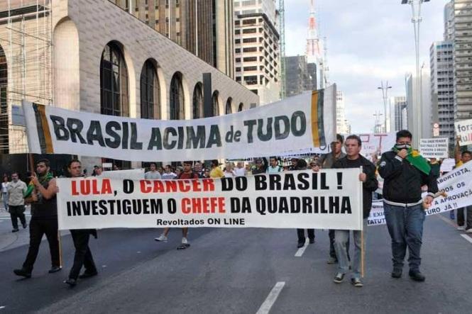 protesta mondiale brasile