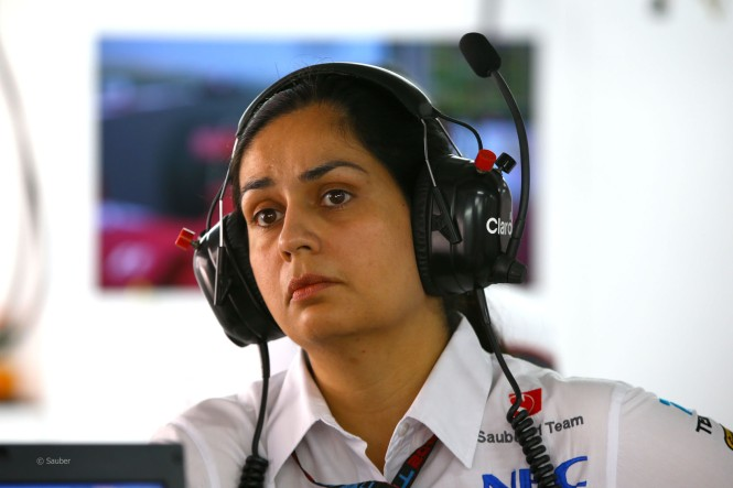 Monisha-Sauber